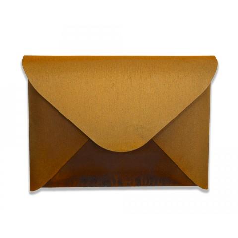 Jan Rodenburg Corten staal brievenbus