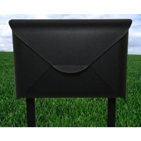 Jan rodenburg envelop design brievenbus antraciet